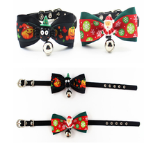 Factory directly sale Chrismas printed Fashion Colorful Pet Dog Cat Collar