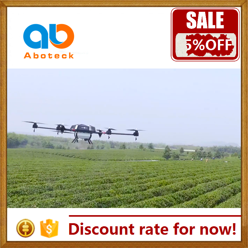 15KG payload agriculture spraying drone fertilizer uav crop duster for farm