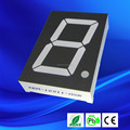 Cathode common anode 1.2 inch 1 digit dual color seven segment led display