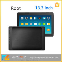 "13"" MID Tablet RK3368 Octa Core Android 13.3 inch Tablet PC Wifi 2G/32G Front and Rear Cameras"