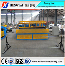 Factory Price Bird Cages Welding Mesh Machine/Mesh Welding Machine And Equipment