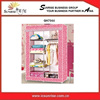 Non-Woven Fabric Wardrobe With Cover