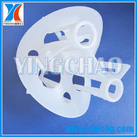 100mm Plastic Heilex Ring for Air Purification