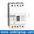 AM3 Series Electric Moulded Case Circuit Breaker 1p phase mccb 125A