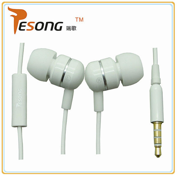 2013 Hot Sale Mobile Earphones for Samsung