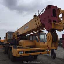 Used Tadano truck crane 50ton TG-500E,Japan origin, second hand 50ton mobile truck crane, old tadano
