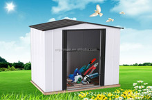6*9 Plastic Storage Outdoor Pretty Garden Shed Metal