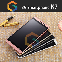 manufacturer cheap 3g android smartphone k7 Private your label mobile phones from China