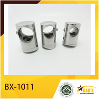 ss304 or 316 stainless steel bar holder, rod holder for stair railing, stainless steel handrail connector