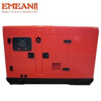 15KW  silent diesel generator with stock price