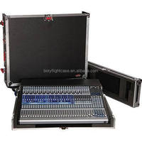 ATA Wood Flight Case for mixers PreSonus