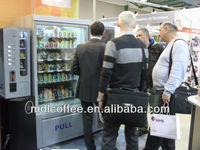 Fabricantes de maquinas vending