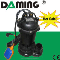 Submersible Sewage Pump with open impeller,deep well pump,multistage sewage submersible pump