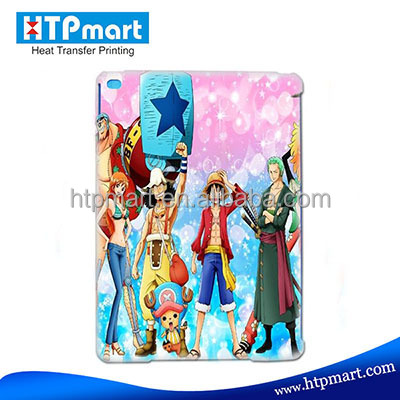 3D Subliamtion Heat Transfer Printing Blank Case Cover for iPad Pro 9.7 12.9 inch