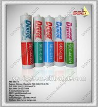 electrical insulation silicone sealant for all purpose, neutural and acid cure