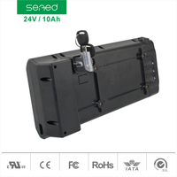 24V10Ah Lithium Ion Electric Bike Battery
