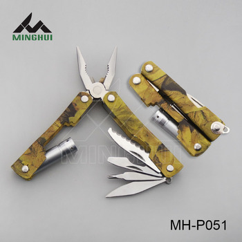 Multi function tool with camo coated