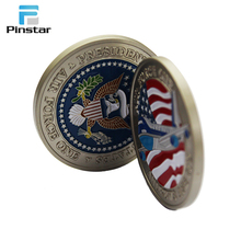 New product single custom replica metal coins for sale with personalized designs