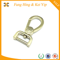 custom design Wholesale metal swivel snap dog hook for bags