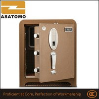 Hotel electronic code cash safe box Finger password lock