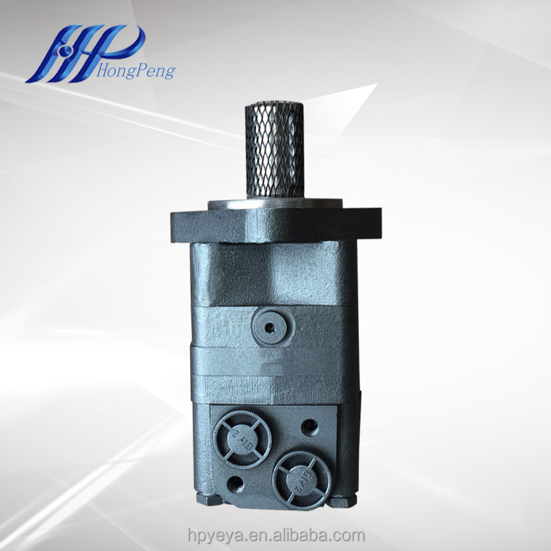 OMS/F2K series of high-speed hydraulic motors, paving machinery hydraulic accessories