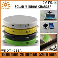 Universal high quality portable solar charger for mobile phone