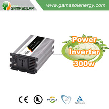 Gama Solar 300w small pure sine wave power inverter for Qatar