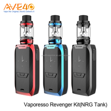 Unique design vape starter kit Revenger kit 220W electronic smoking device from China Supplier