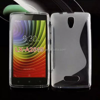 Cell phone accessory s Line TPU soft cover skin Gel case for lenovo a2010 wholesale alibaba