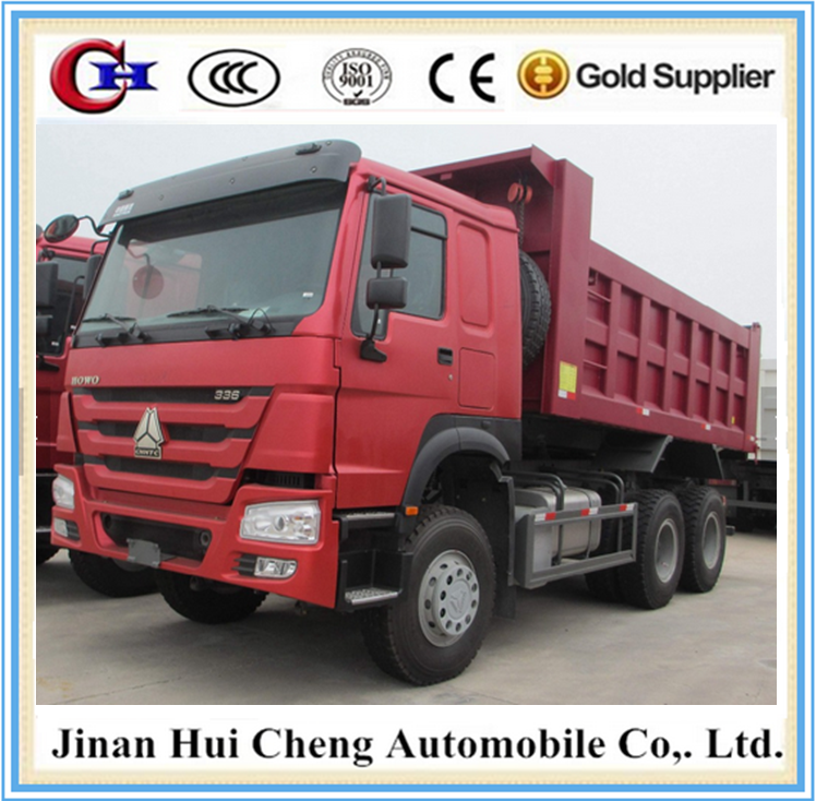 Low Price Cnhtc 6*4 HOWO Dump Sinotruk 10 Wheeler Trucks in Ethiopia