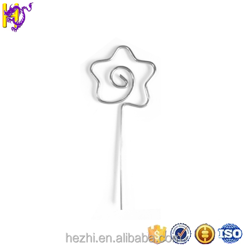 OEM customized wire forming special-shaped toy steel/metal spring for crafts