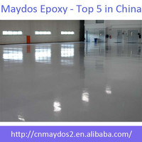 China Top 5 - Maydos Heavy Duty Wearing Resistant Industrial Anti Slip Epoxy Floor Coating
