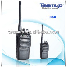 Teamup professional heandheld transceiver high power fm transmitter