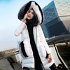 2017 New Design Fox Fur Collar