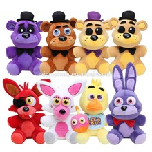 2017 New design plush toy importer for gifts