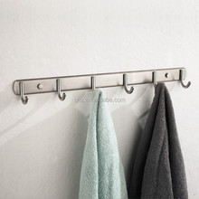 Stainless steel towel hook Q