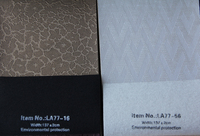 Environmental protection PVC leather for PVC wall sticker, decor, home textile and etc