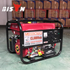 BISON CHIAN Low Price 3 Phase 2.5KW Natural Gas Powered Portable Generator