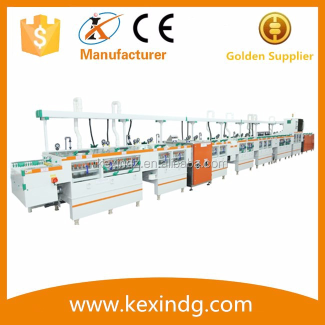 Integrated Circuit Making Machine PCB Wet Line OPS Machine