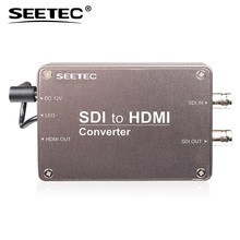 Showing on HDMI Display Mini HD 1080P 3G SDI to HDMI Converter