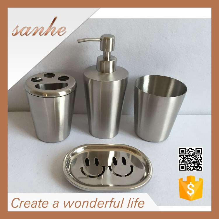 Bathroom Accessories Stainless Steel Bath Accessory Full