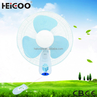 Best Selling Electric Wall Fan With Remote Control