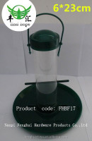 High quality Plastic Tube Bird Feeder at best price