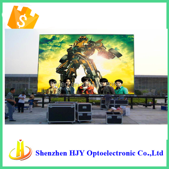 Outdoor advertising led display screen P8 full color stage led panel in led display