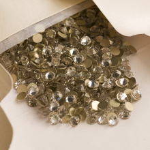 Bling Bling Decorative Rhinestone Trim Flatback Non hotfix Rhinestones For Dresses