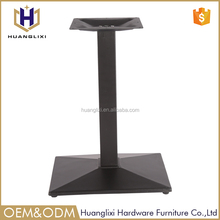 (I5006)Newest product furniture parts reproduction cast iron table leg table base