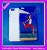 JESOY Plastic 3D Sublimation Mobile Case Blank Cover For iPhone 6 plus