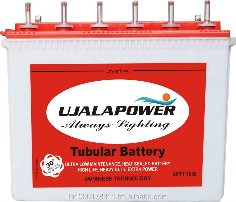 Batteries for Automotive & Industrial