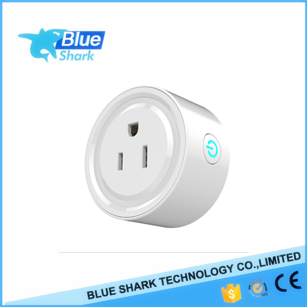 Smart wifi energy saving socket outlet/ electrical WIFIplug home wall socket