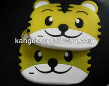 kids lovely!! custom silicone cover for tablet PC